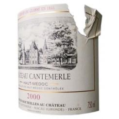 Chateau Cantemerle 2000