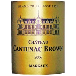 Chateau Cantenac Brown 2006