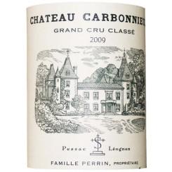 Chateau Carbonnieux rot 2009