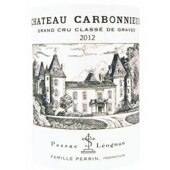 Chateau Carbonnieux rot 2012