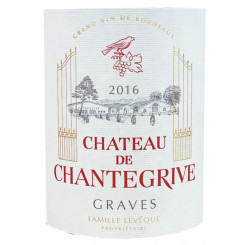 Chateau Chantegrive 2009