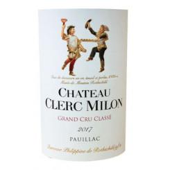 Chateau Clerc Milon 2010