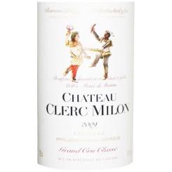 Chateau Clerc Milon 2009
