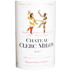 Chateau Clerc Milon 2010