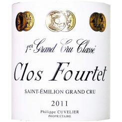 Chateau Clos Fourtet 2011