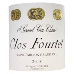 Chateau Clos Fourtet 2012
