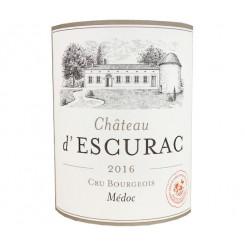 Chateau D'Escurac 2010