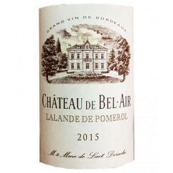 Chateau de Bel-Air 2015 (0,375l)
