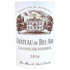 Chateau de Bel-Air 2016