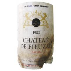 Chateau de Fieuzal rot 1986