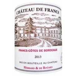 Chateau de Francs 2011