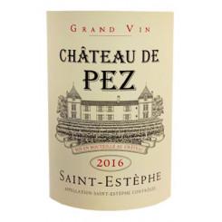 Chateau de Pez 2016