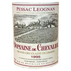 Domaine de Chevalier rot 1990