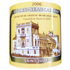 Chateau Ducru Beaucaillou 2006