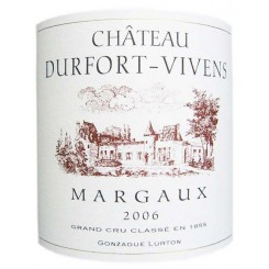 Chateau Durfort Vivens 2006