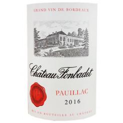 Chateau Fonbadet 2016