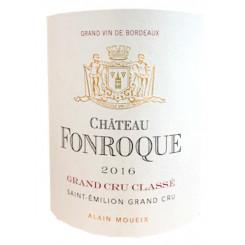 Chateau Fonroque 2005