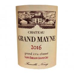 Chateau Grand Mayne 2009