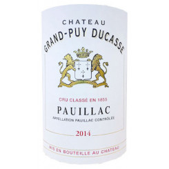 Chateau Grand Puy Ducasse 2005