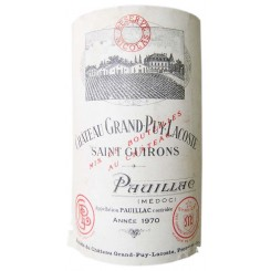 Chateau Grand Puy Lacoste 1982 (Etikett)