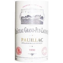 Chateau Grand Puy Lacoste 1998