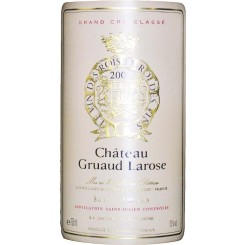 Chateau Gruaud Larose 2002