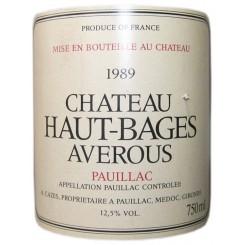 Haut-Bages Averous 2000