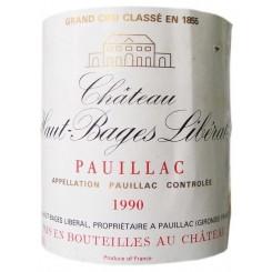 Chateau Haut Bages Libéral 1998