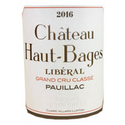 Chateau Haut Bages Liberal 2010