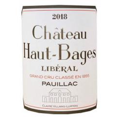 Chateau Haut Bages Liberal 2010