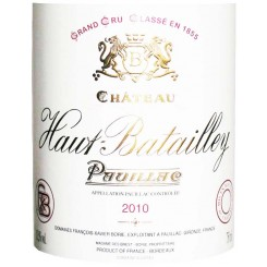 Chateau Haut Batailley 2010