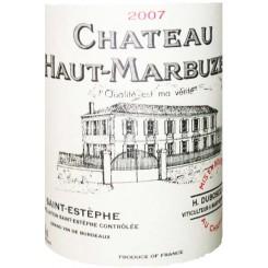Chateau Haut Marbuzet 2007