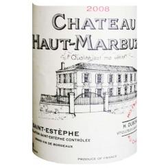 Chateau Haut Marbuzet 2008