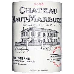 Chateau Haut Marbuzet 2009