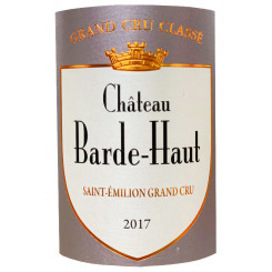 Chateau Barde Haut 2010