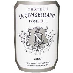 Chateau La Conseillante 2007