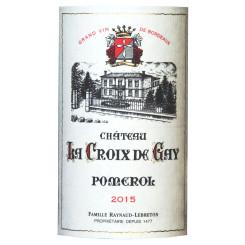 Chateau La Croix de Gay 2011