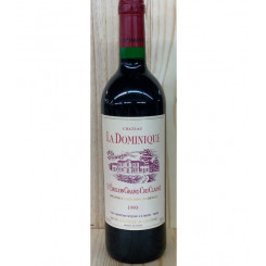 Chateau La Dominique 1996