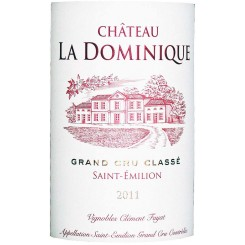 Chateau La Dominique 2011