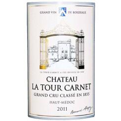 Chateau La Tour Carnet 2011