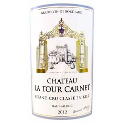 Chateau La Tour Carnet 2012