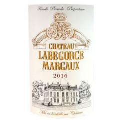 Chateau Labegorce Zede 2001