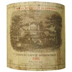 Chateau Lafite-Rothschild 1980