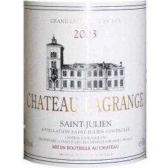Chateau Lagrange 2003