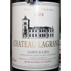 Chateau Lagrange 2004