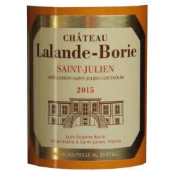 Lalande Borie 2005