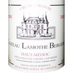 Chateau Lamothe Bergeron 2005