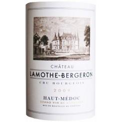Chateau Lamothe Bergeron 2009