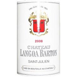 Chateau Langoa Barton 2008