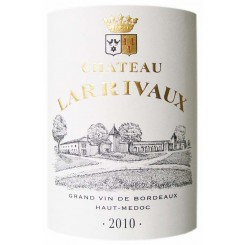 Chateau Larrivaux 2009